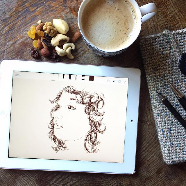 Dibujar-en-el-desayuno-con-el-Adobe-Sketch-del-Creative-Cloud
