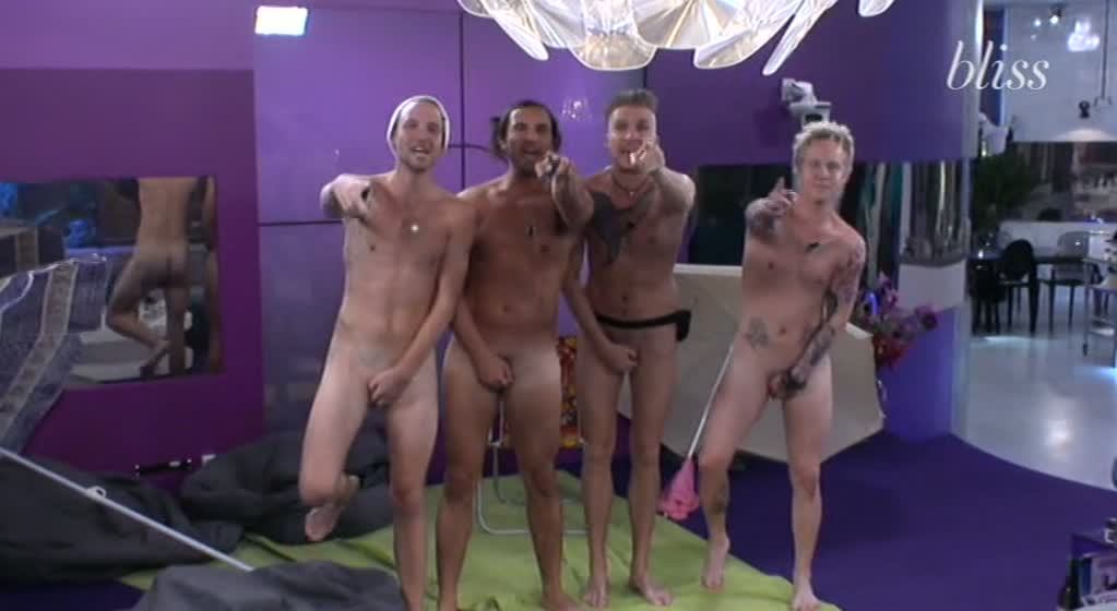 big brother us male nudity