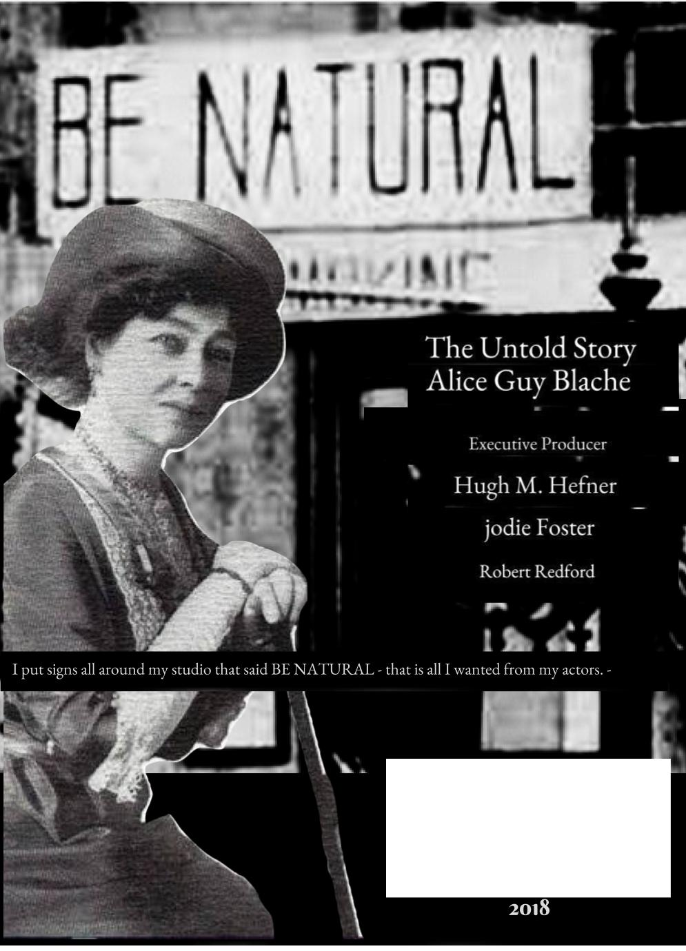 Cannes 2018 Alice Guy visionary of the cinema