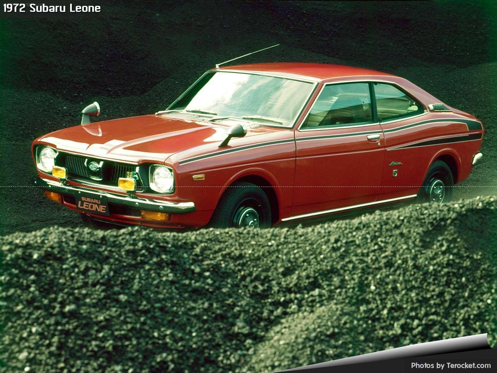 Hình ảnh xe ô tô Subaru Leone 1972 & nội ngoại thất