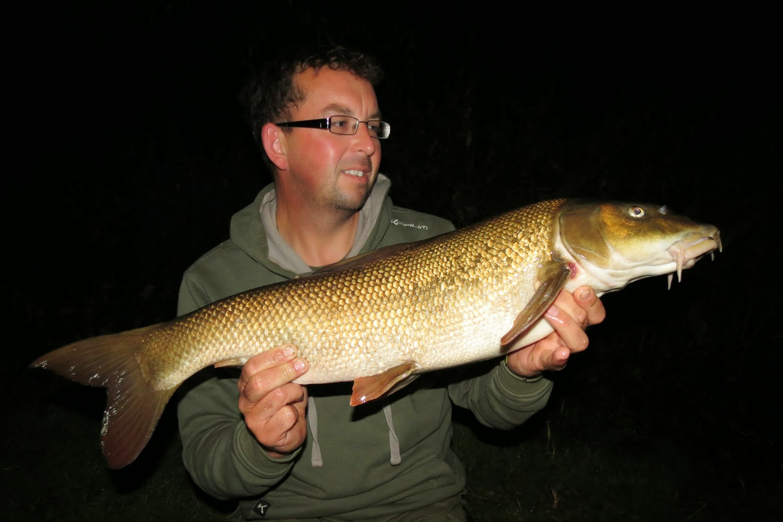 river trent barbel pellets