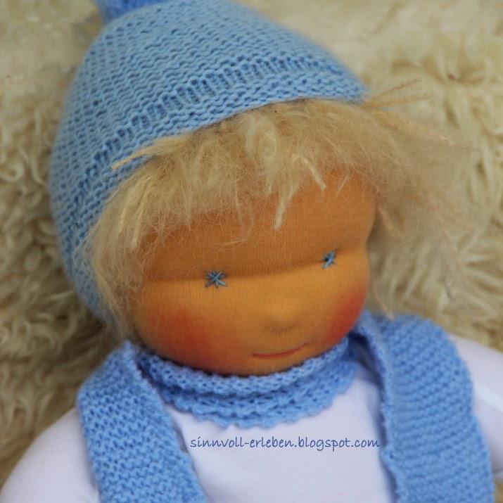 Puppe Jannis