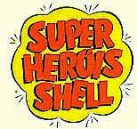 SUPER-HERÓIS SHELL