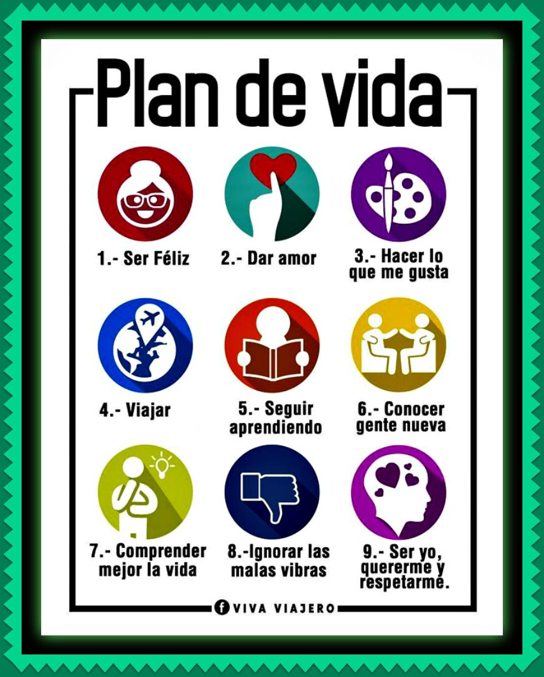 * Nuestro Plan De Vida*