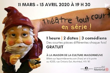 Maison de la culture Maisonneuve/ Théâtre tout court en série