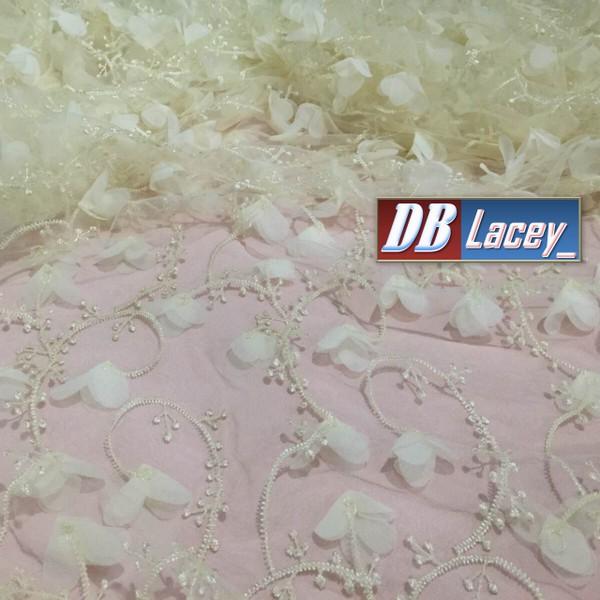 Promosi lace 3D harga paling murah dipasaran design terkini drp DBLacey