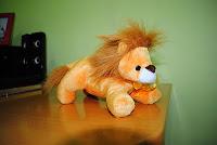 Boneka Singa S