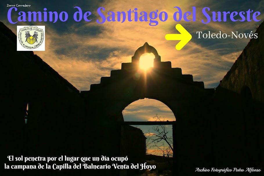 CAMINO DEL SURESTE ENTRE TOLEDO Y VILLAMIEL
