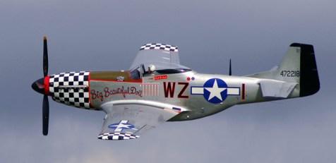 Pesawat petarung jarak jauh terbaik perang dunia II