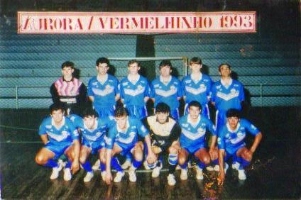 1993-Aurora Vermelhinho Futsal