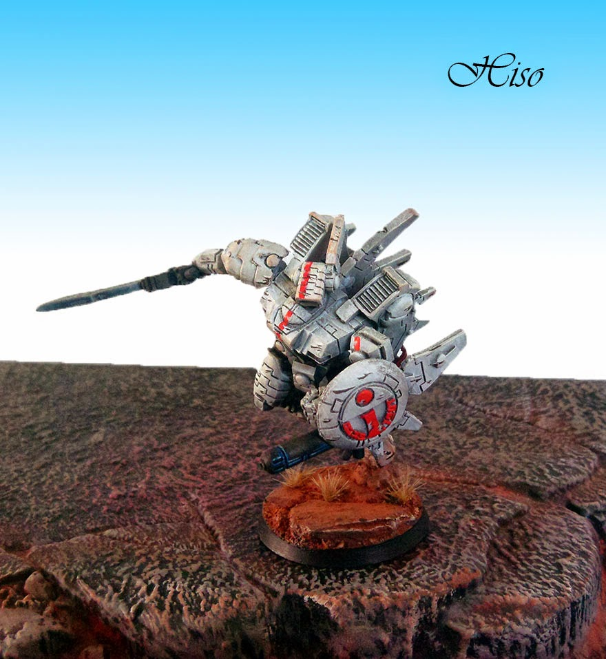 Tau - Commandeur Farsight