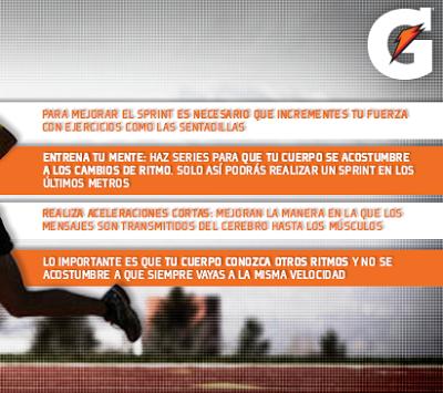 Tips Mejorar Sprint