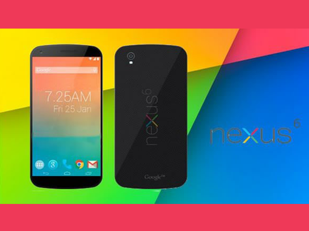 See How Nexus 6 Looks When Place by Side With Other Nexus Phones