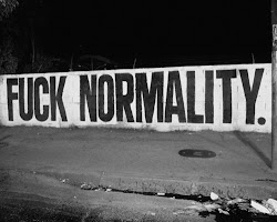 I tried being normal, but I didn´t like it.