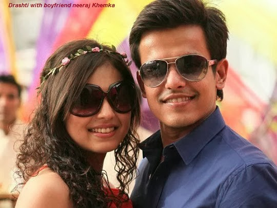 Drashti Dhami images with boyfriend Neeraj Khemka