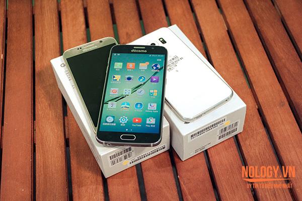 Điện thoại Samsung galaxy s6 docomo