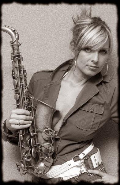 Candy Dulfer - Live Jazztage 2009 ... 98 minutos