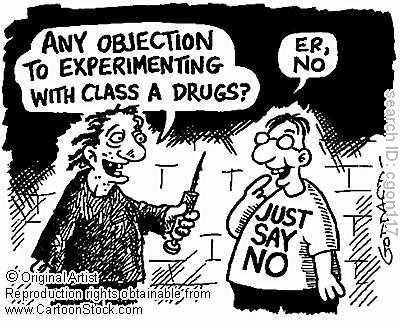 stoffer blandt unge