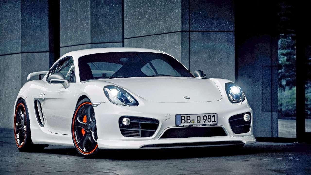 2014 TechArt Porsche Cayman Wallpapers