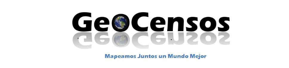 Geo  Censos : Mapeamos juntos un mundo mejor