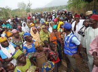 fulani berom village plateau