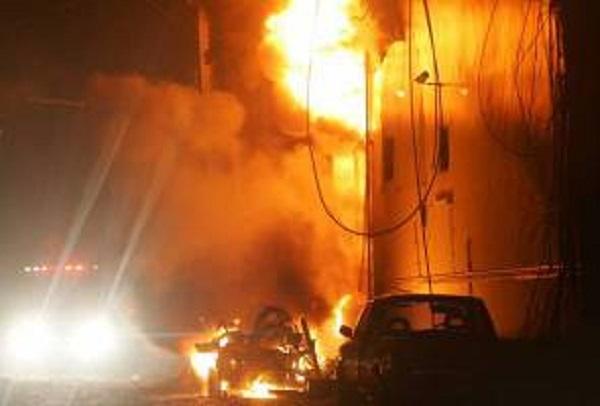 13 Letupan Bom Gegarkan Dua Pekan di Pattani, Thailand