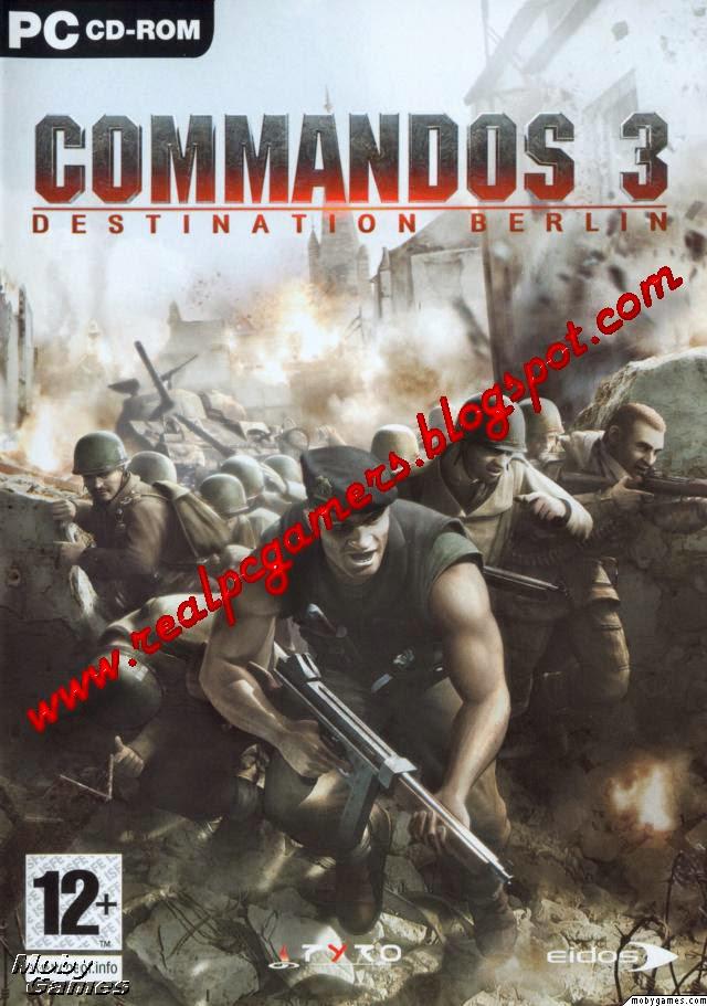 Commandos 3 Free Download