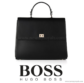 Queen Letizia Style HUGO BOSS Bespoke Handbag