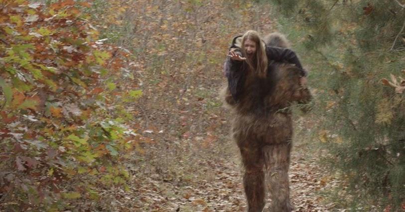 5 Scary Bigfoot Sightings Caught on Camera (Consider