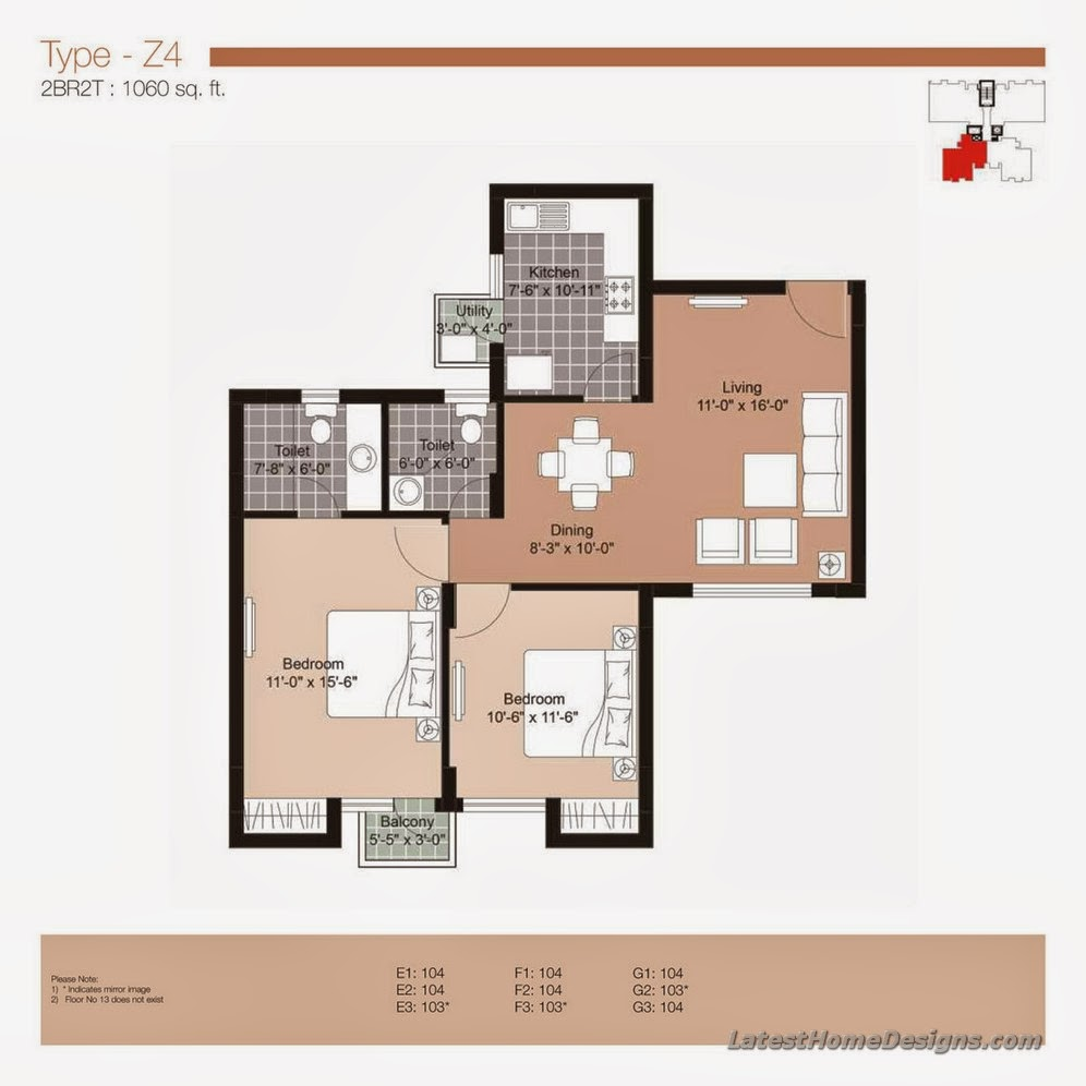 In Law Suites together with 2 Bhk House Plan furthermore Apartment  plex Building Plans besides Loom Crafts Home Plans pressed together with N Home Design Photos Elevation. on modern duplex house plans