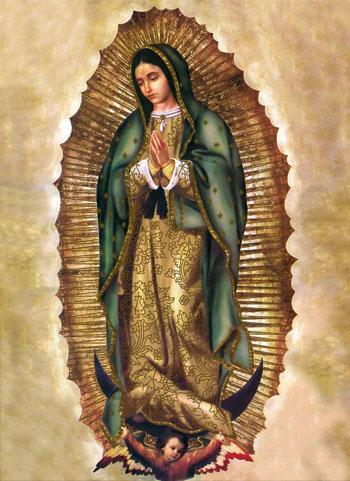 12 de diciembre aparici n de la virgen de guadalupe - Images of la virgen de guadalupe ...
