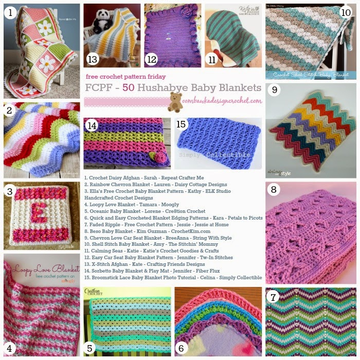 Tw In Stitches Baby Blanket Patterns Galore