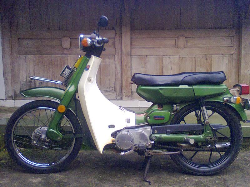 referensi modifikasi motor yamaha v80 8