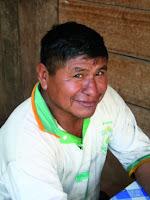 Estanilao, producteur El Ceibo. Crédit : Alter Eco