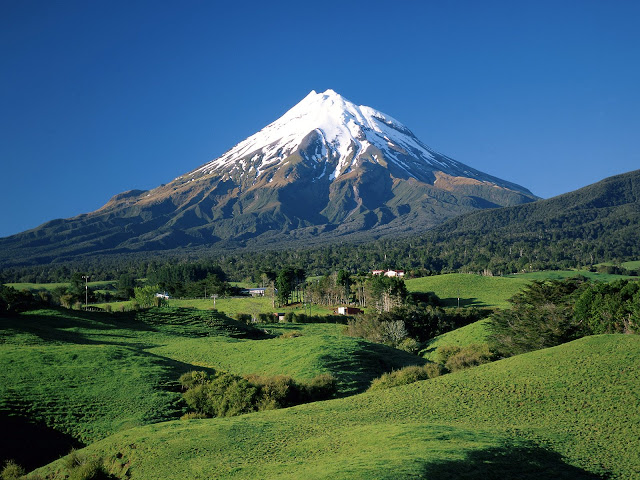 Naturaleza y Paisajes de Nueva Zelanda en HD