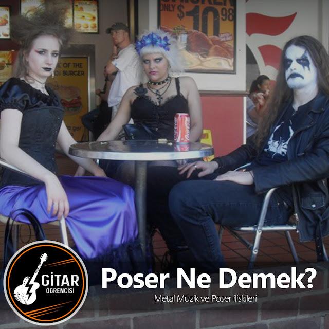 Poser Ne Demek?