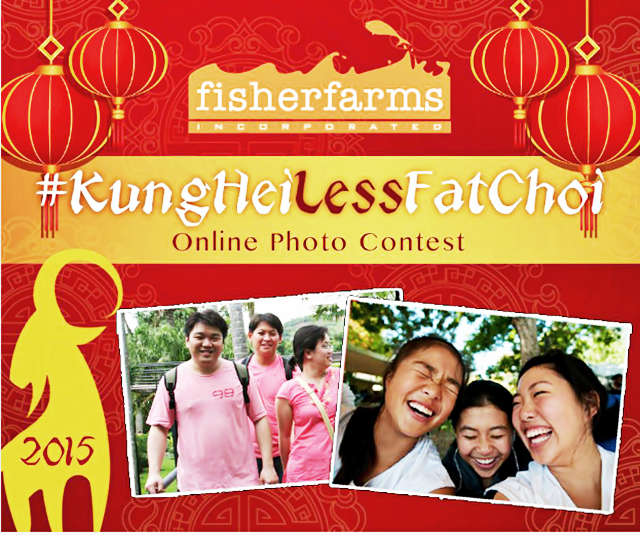 FISHER FARMS: Kung Hei Less Fat Choi Promo