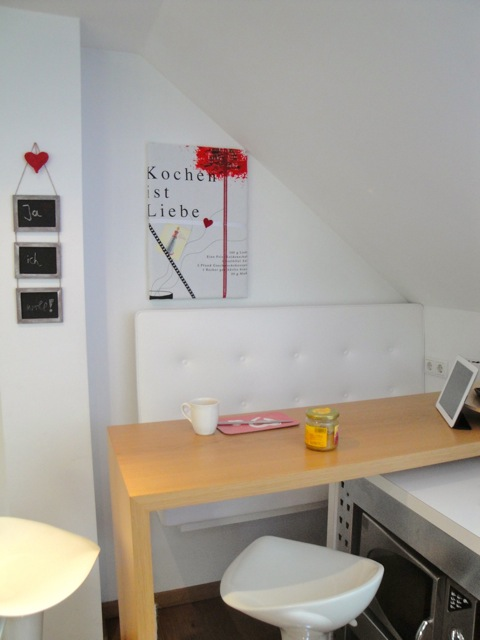 f r starke frauen mit zarter seele kreativer mittwoch memoboard f r die k che. Black Bedroom Furniture Sets. Home Design Ideas