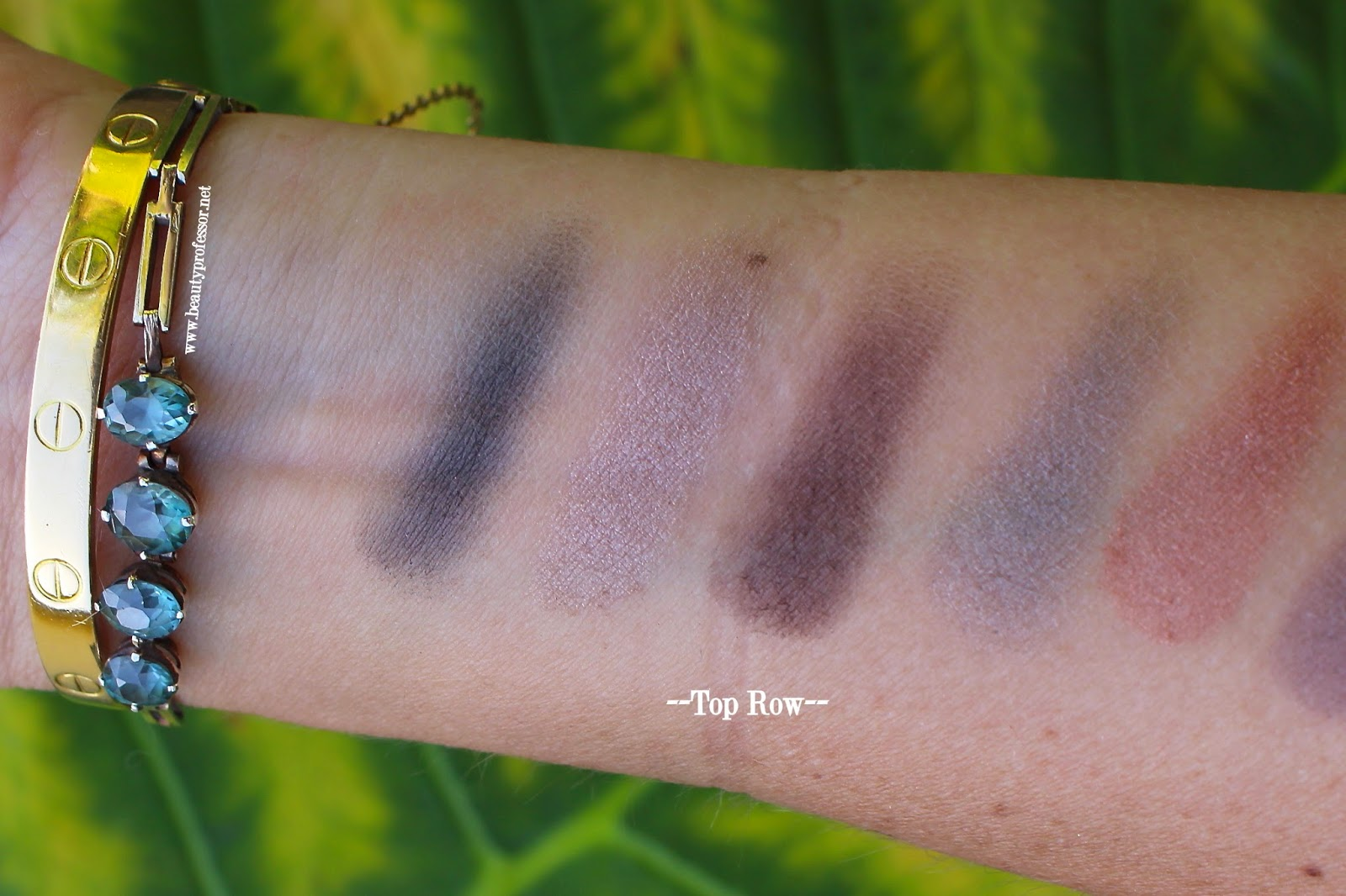 by terry eye designer palette swatches