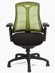 Ergo Contract Furniture Layover Mesh Chair