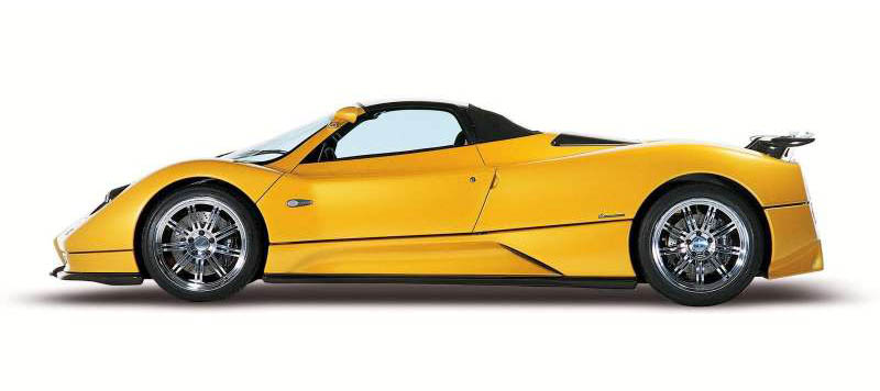 Pagani Zonda C12 S Roadster, ...