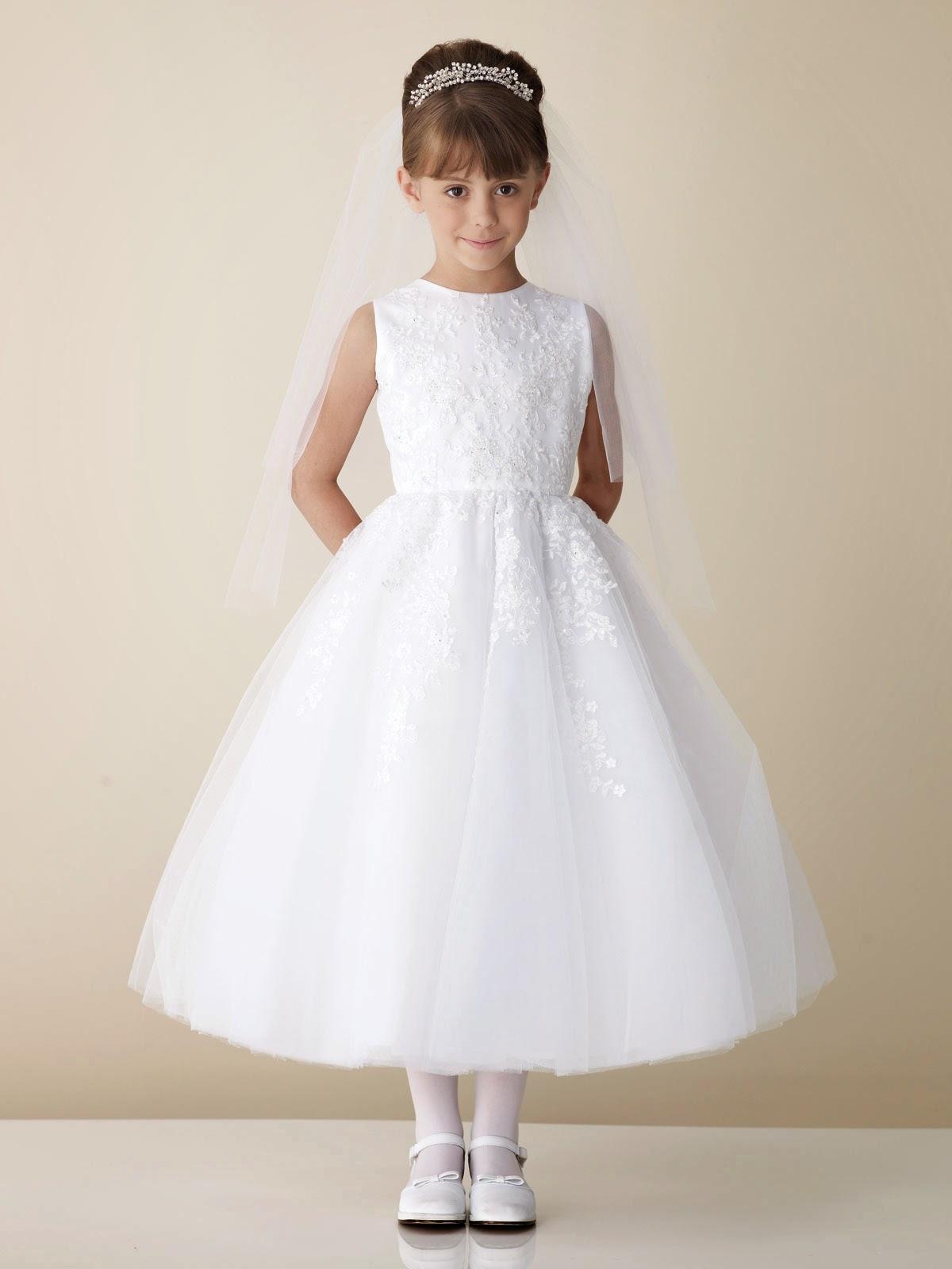 Joan Calabrese Communion Dresses