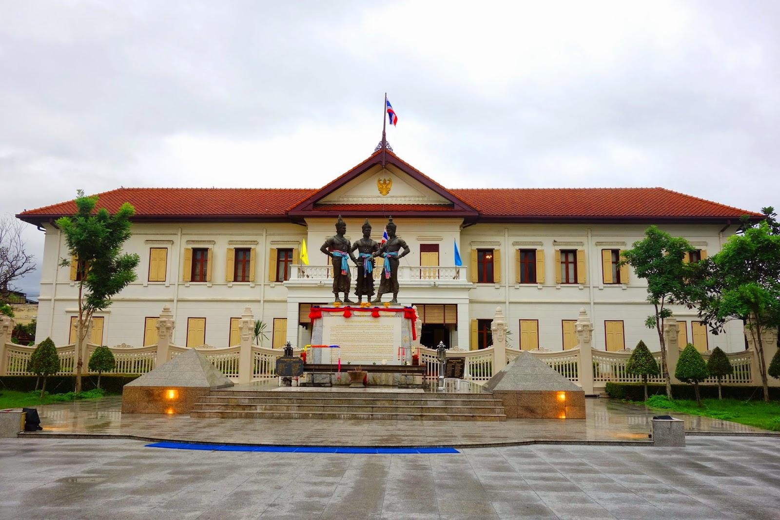 Chiang Mai Gezilecek Yerler