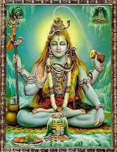 El déu Shiva