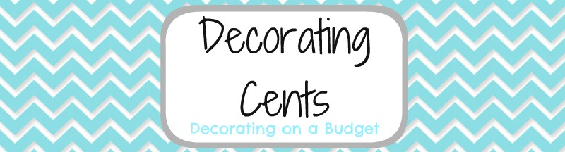 Decorating Cents