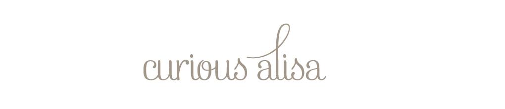 Curious Alisa