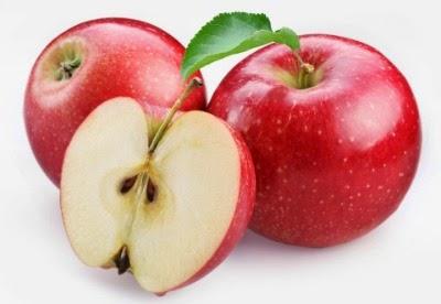 khasiat sebiji epal
