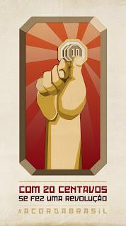 20 centavos, acordabrasil, #acordabrasil, reforma política, o gigante acordou, ogiganteacordou, #ogiganteacordou, protesto, protestos, manifestação