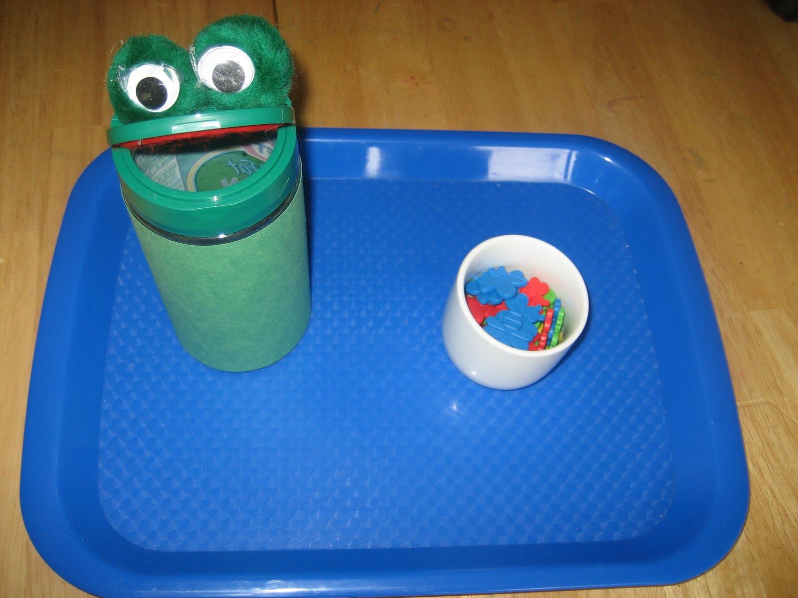 The Preschool Experiment Tot School Ponds