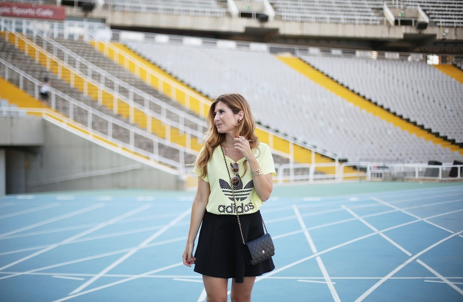 Rebeca Labara. Fashion blogger